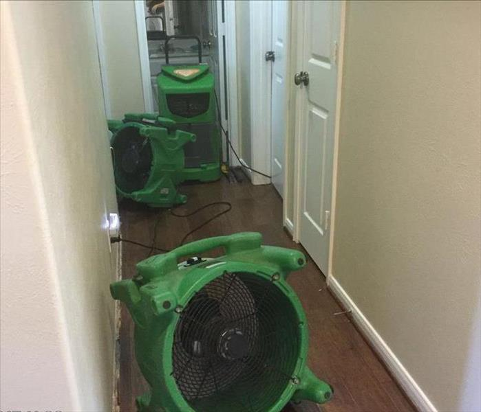 Water Damage in Sugar Land
