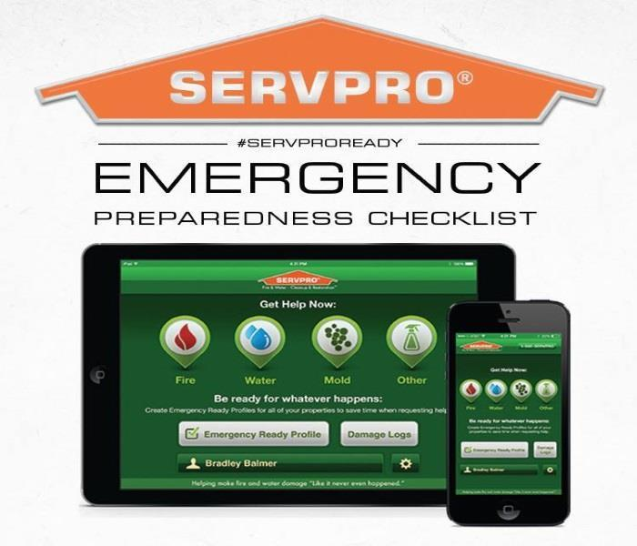 General Get an Emergency Ready Profile with SERVPRO of Sugar Land